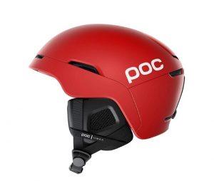 red snowboard helmets